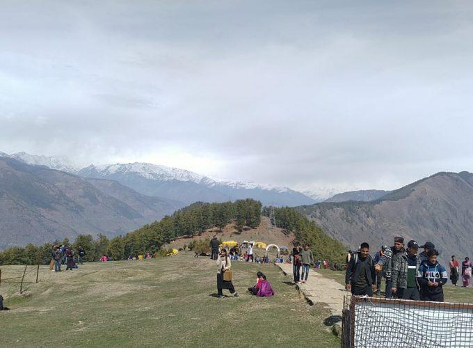 Bijli Mahadev Trekking