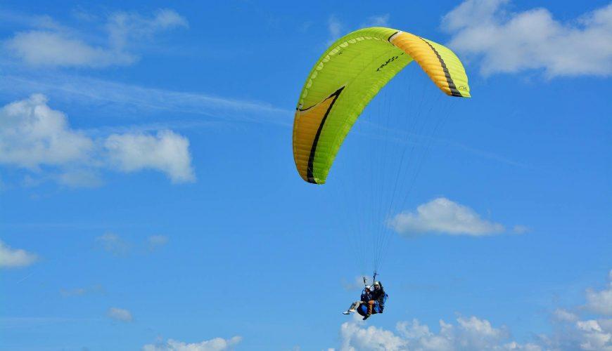 Paragliding Kullu Manali