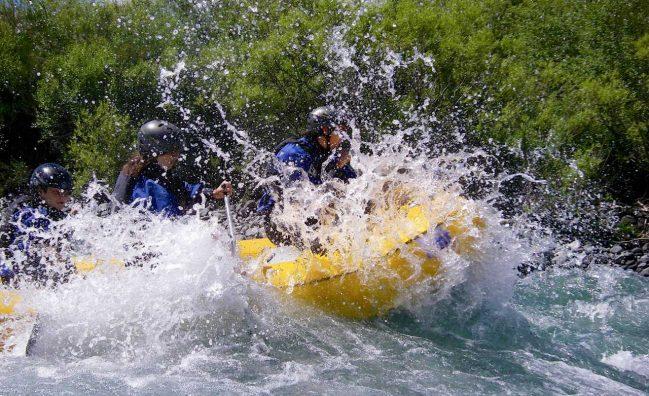 River Rafting in Kullu